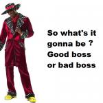 Pimp boss